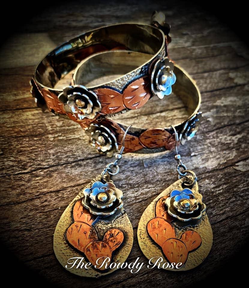 Sedona Copper/Silver
