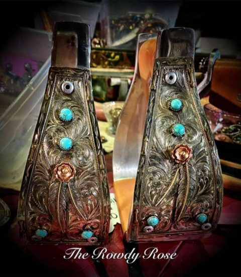 bailey-roper-stirrups-turquoise-arrows