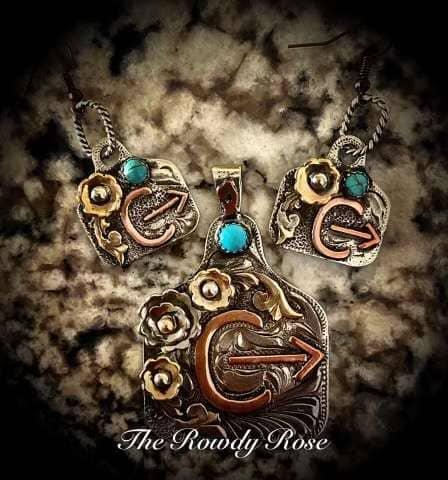 custom-flower-brand-pendant