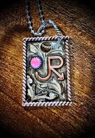 custom-pink-stone-pendant