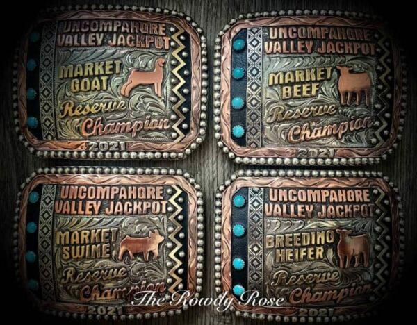 pendleton market buckles