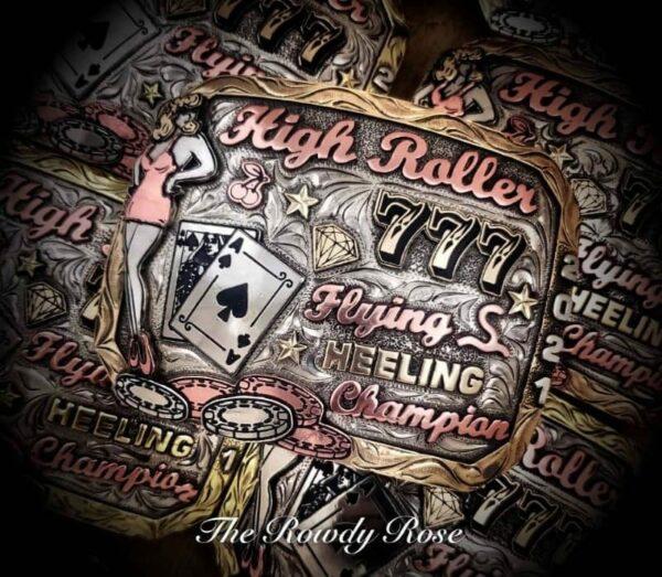 high roller buckle