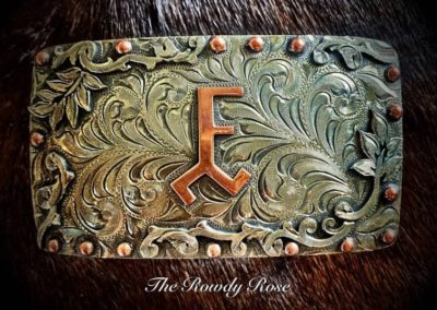 flook custom buckle