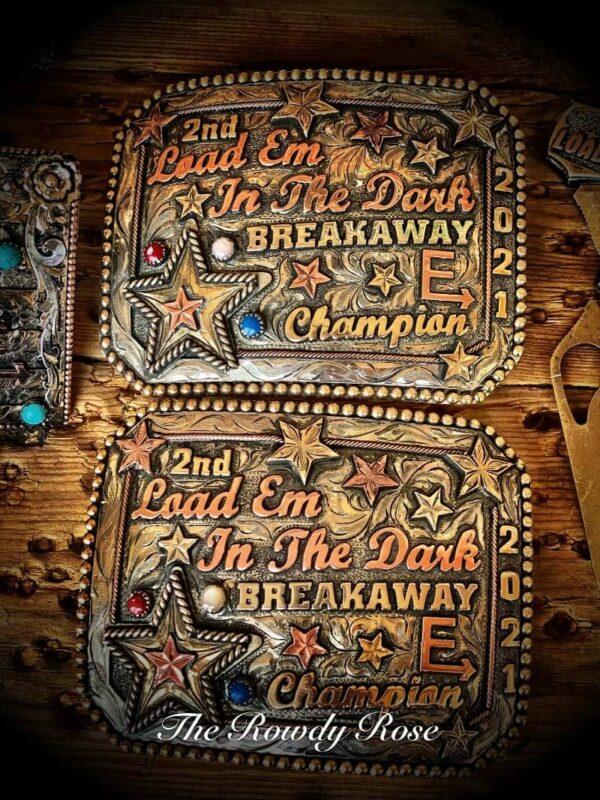 load em in the dark star buckles