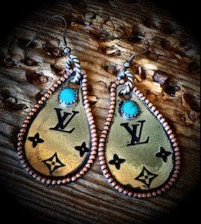 lv-earrings