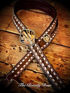 az-sunset-headstall