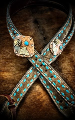 turquoise-cactus-headstall