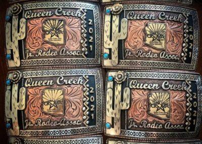 QCJRA buckles