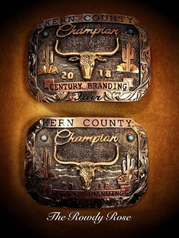 kern county buckle