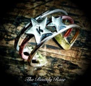 Rowdy-Rose-Custom-Initial-Star-Ring